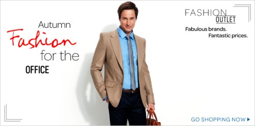 Copy of advert for office wear